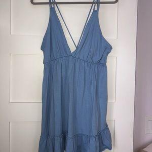 ASOS spaghetti strap dress